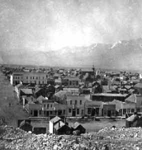 Silver Cliff, Colorado, 1880