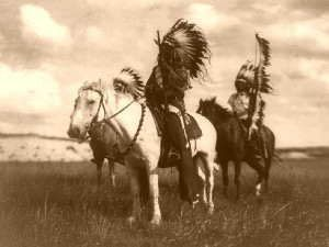 Sioux Warriors