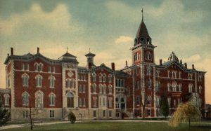 St. Marys Academy, Leavenworth, Kansas