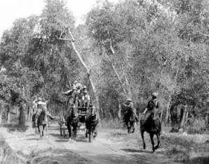 Stagecoach Robbery