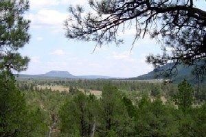 Sugar Loaf Mesa, New Mexico