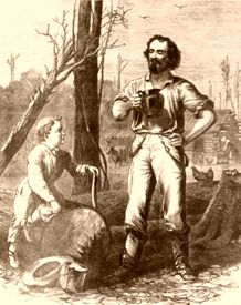 The Pioneer by Harper's Weekly