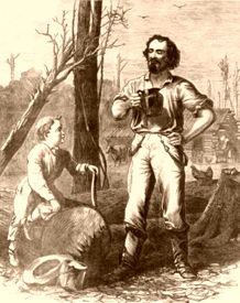 The Pioneer by Harper's Weekly