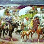 Trail of Tears painting by Robert Lindneux