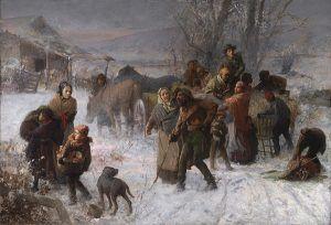 Underground Railroad by Charles T. Webber.