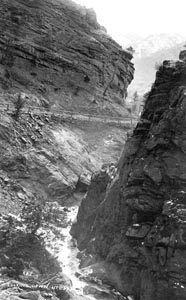 Ute Pass, Colorado, 1893