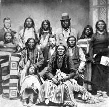 Ute Warriors, 1878