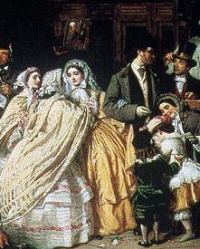 Victorian era women