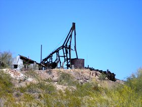 Vulture Mine, Arizona