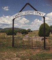 Young Cemetery, Arizona