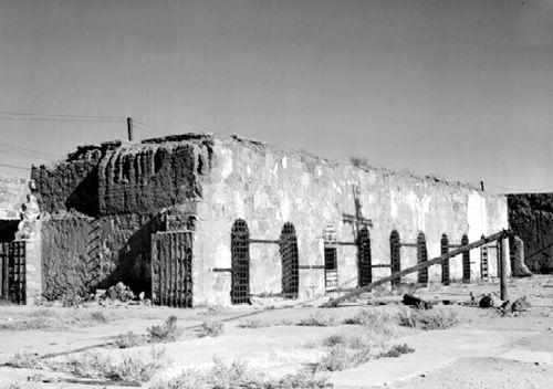 Yuma, Arizona old Territorial Prison
