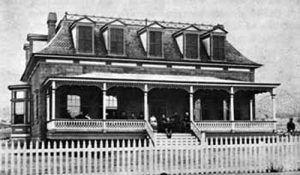 Fort Grant, Arizona Officers' Quarters