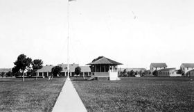 Fort Lyon Parade Ground, 1922