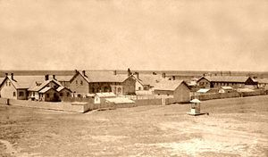 Fort Dodge, Kansas, 1879
