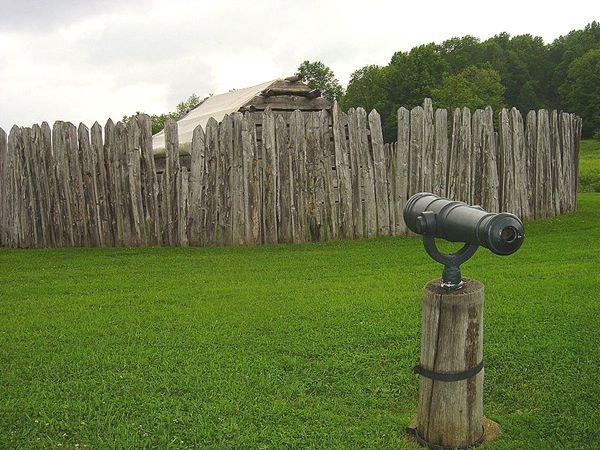 Fort Necessity, Pennsylvania