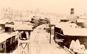 Placerville, California, 1860s