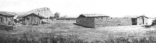 First Adobe Walls, Texas