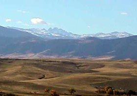 Big Horn Mountains, Wyoming