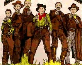 Billy the Kid's Gang