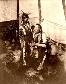 Blackfoot Legend of the Peacepipe