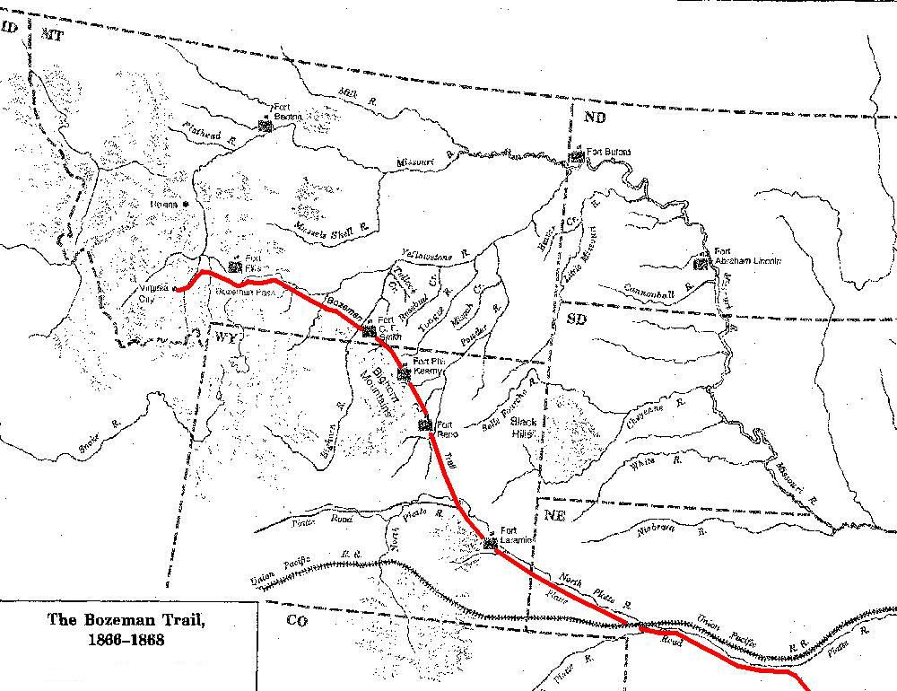 Time Line of the Old West – Page 6 – Legends of America