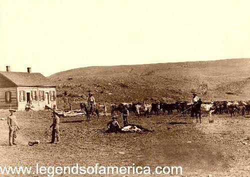 Branding Cattle, 1891