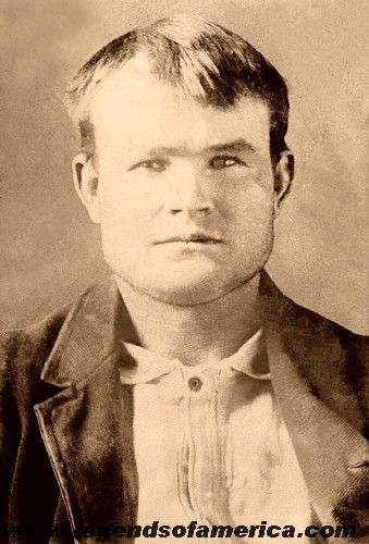 Butch Cassidy, 1893