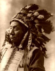Chief Red Cloud, 1900