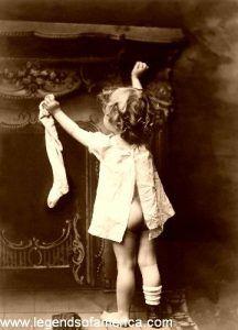 Christmas Eve, 1901