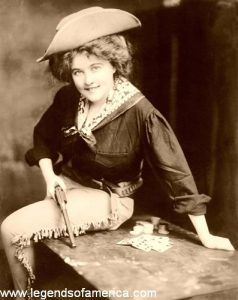 Cowgirl 1909