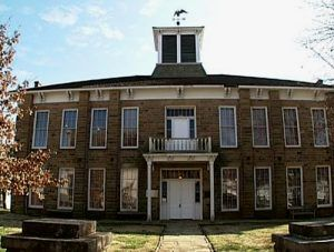 Council House Museum, Okmulgee, Oklahoma