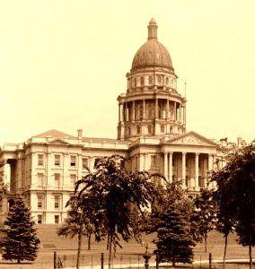 Denver Capitol, 1906