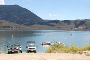 Eagle Nest Lake, New Mexico