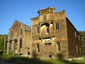 Elkhorn, Montana Buildings