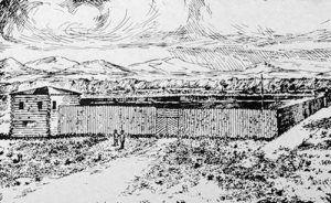 Fort Bonneville, Wyoming