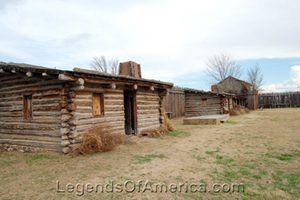 Fort Parker, Texas Buildings