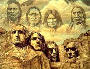 Founding Fathers courtesy Native American.com