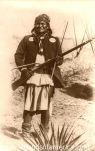 Geronimo, 1886, C.S. Fly