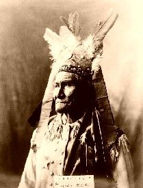 Geronimo, Apache War Leader
