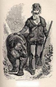 Grizzly Adams, 1860