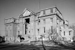 Guthrie, Oklahoma Courthouse