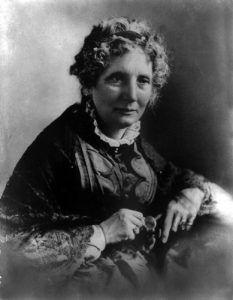 Harriet Beecher Stowe, 1880
