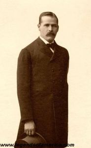 Harry Longabaugh, 1901