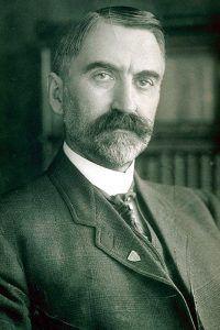 Hiram M. Chittenden, 1916