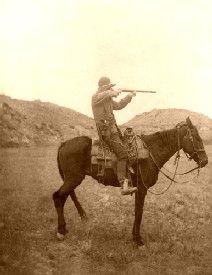 Hunting, 1890