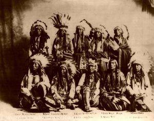 Indian Council of War