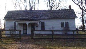 James Farm in Missouri, Kathy Weiser