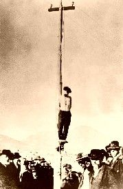 John Heath lynched in Arizona