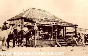 Judge Roy Bean's Saloon