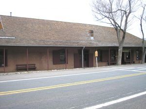 Tunstall Store, Lincoln, New Mexico